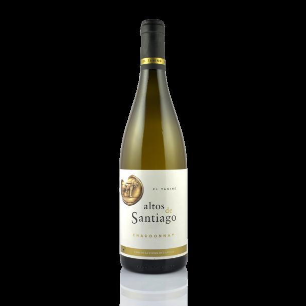 El Tanino Altos de Santiago Chardonnay 2018