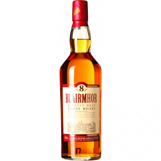 Blairmhor Aged 8 years Blended Malt Scotch Whisky 70 cl - 40%
