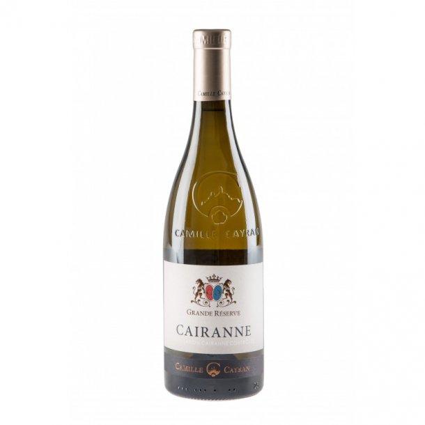Camille Cayran Cairanne Grande Reserve Blanc 2018