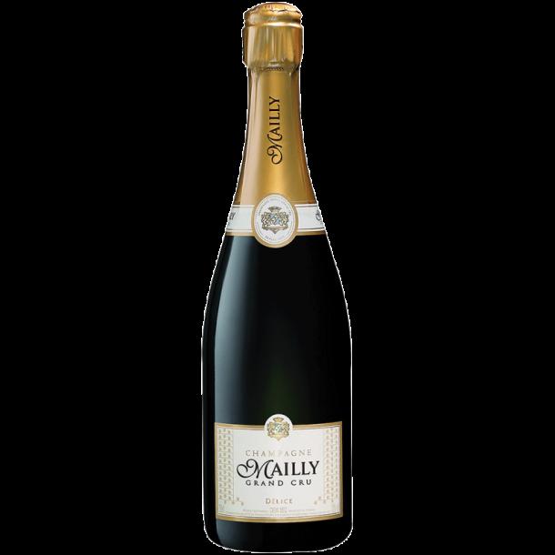 Champagne, Mailly Demi Sec. Grand Cru
