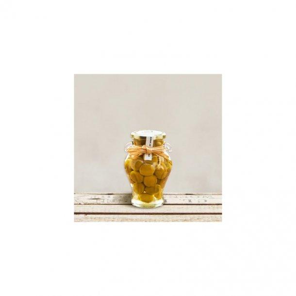 Gourmet Oliven m. hvidløg