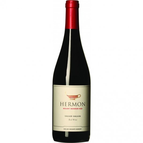 Hermon Mount Hermon Red Galilæa 2017