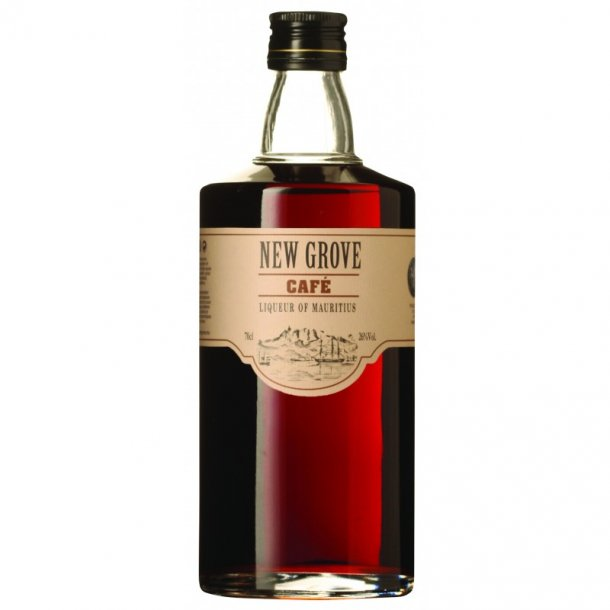 New Grove Cafe Liqueur 70 cl 26%