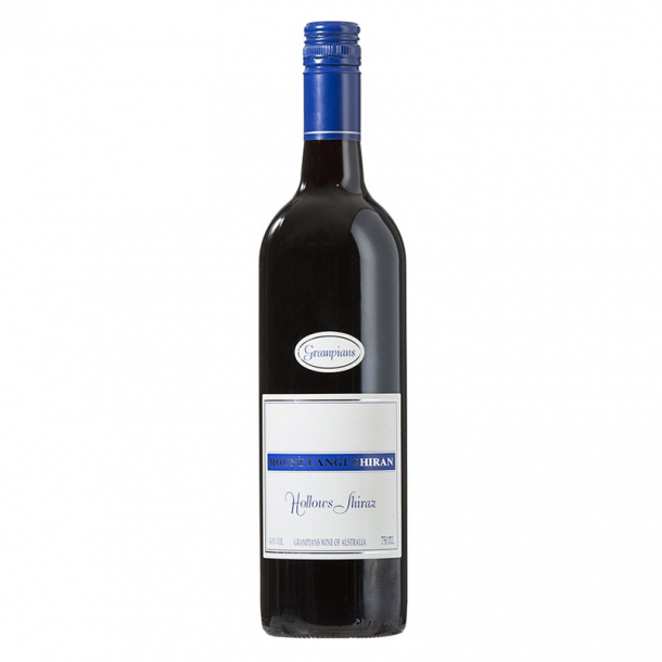 Mount Langi Ghiran Shiraz The Hollows Vineyard 2013